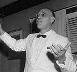 Maurice Abravanel Conductor Short Biography