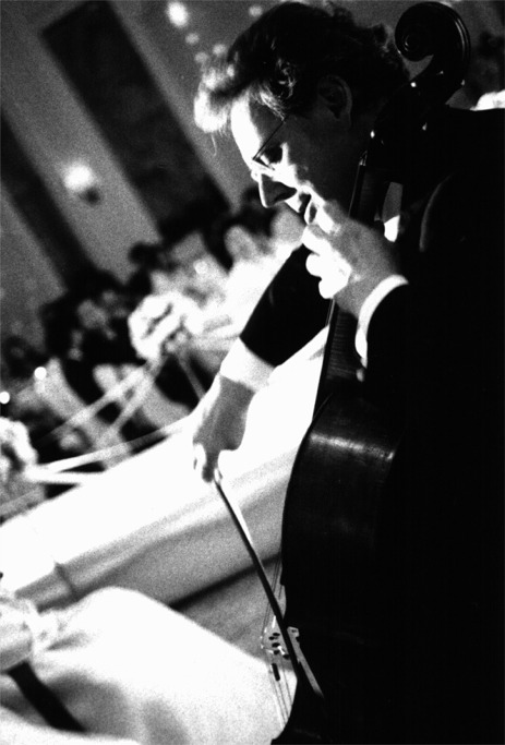 Julius Berger Cello