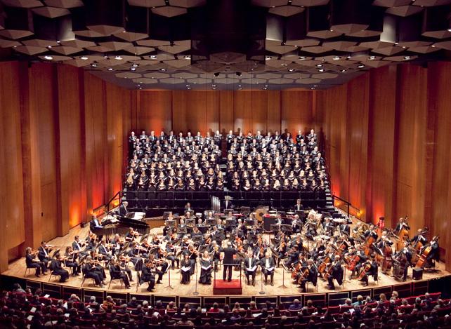 Houston Chorale Houston Symphony Chorus Choir Short