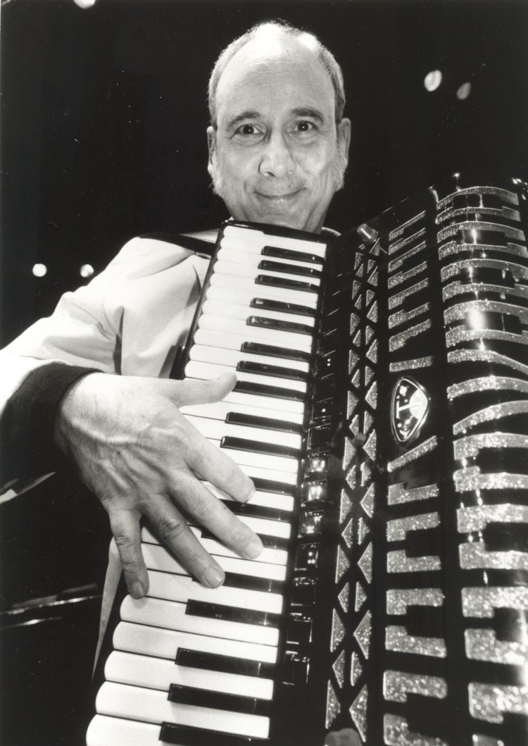 Guy Klucevsek Accordion Short Biography