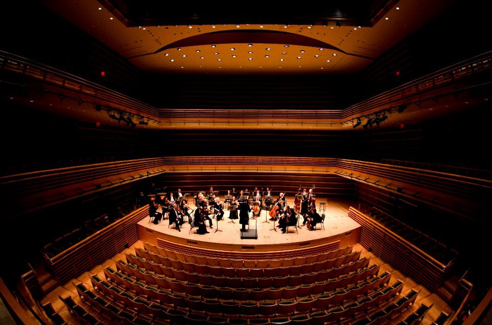Chamber orchestra of phildelphia concerto soloists for Chambre orchestra