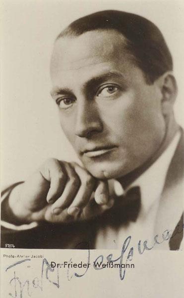 Medicare Part D >> Frieder Weissmann (Conductor) - Short Biography