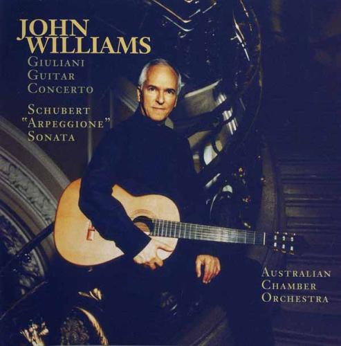 John Williams Guitar Arranger Short Biography