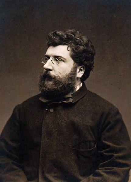Georges Bizet Composer Arranger Short Biography